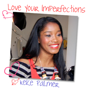 Keke Palmer On Self Esteem