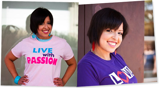Live With Passion: Motivation from Life Coach Evelina Solis