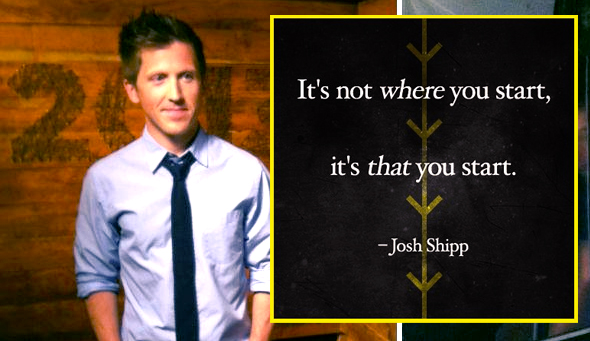 The Motivational Graduation Speech You Must Hear from Josh Shipp